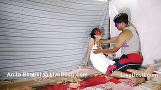 Anita Bhabhi Indian Wife Anniversary Incomprehensible Fucking