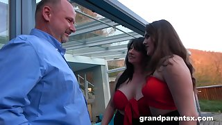 GrandParentsX Simple Teen And Her First Sexual Experi