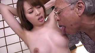 Misaki Honda Taking Care