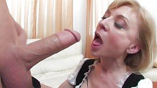 Nina's Maid To Pound - nina hartley steadfast sex video