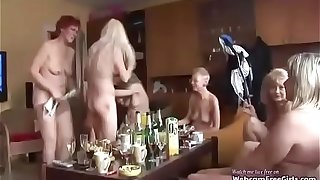 Mature orgy must watch